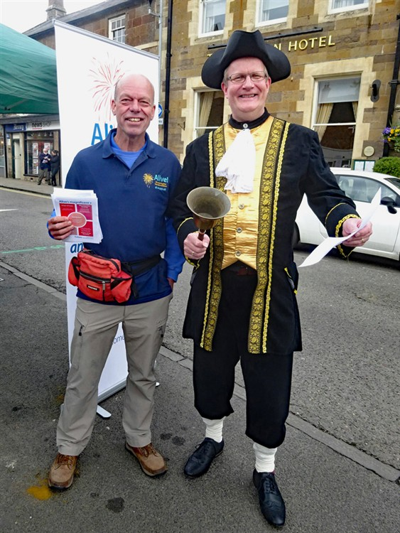 Richard  Towncrier small