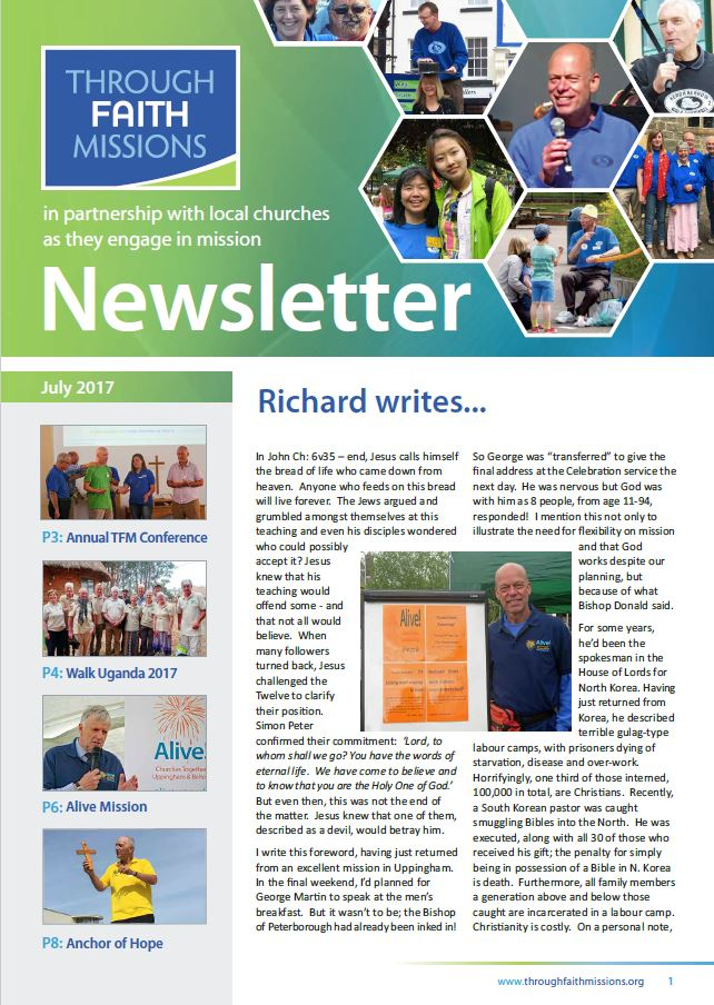 front cover july 17 newsletter